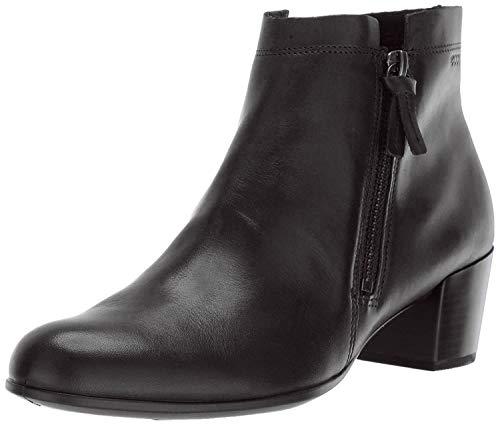 ECCO Women's Shape M 35 Ankle Bootie Boot, Black, 39 M EU (8-8.5 US)