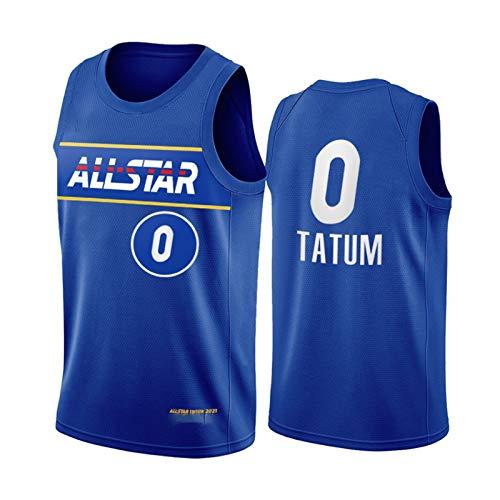 ZCGS Tatum - Camiseta de baloncesto para hombre (tallas S-XXL)