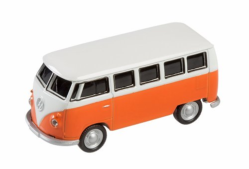 Autodrive VW Bus T1 8 GB USB-Stick USB 2.0 orange/weiß
