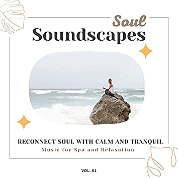 Soul Soundscapes, V01 - Reconnect Soul With Calm And Tranquil Music For Spa And Relaxation