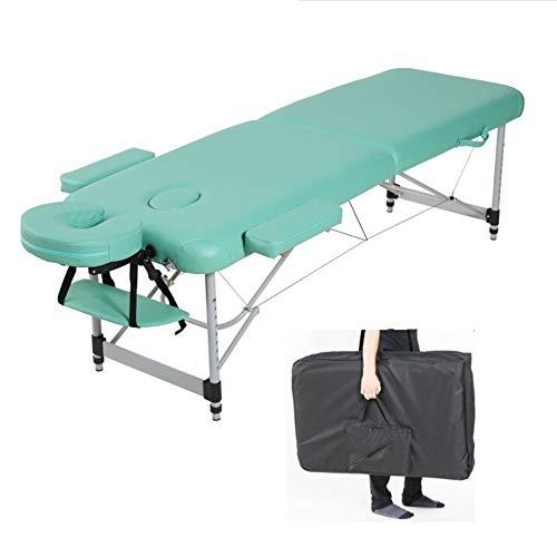 Portable Tables de Massage Lit Pliante Aluminium Professionnel Ergonomique