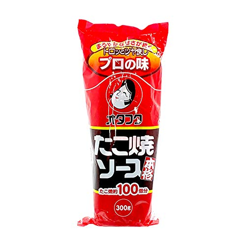 Sauce takoyaki pour boulette OTAFUKU 300g Japon