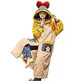 Sudadera con Capucha de Gran tamaño, la Original Sherpa con Bolsillo Frontal Grande, Suave y acogedora, con Capucha,Traje con Capucha y Pantalón Hoodie/Beige/L