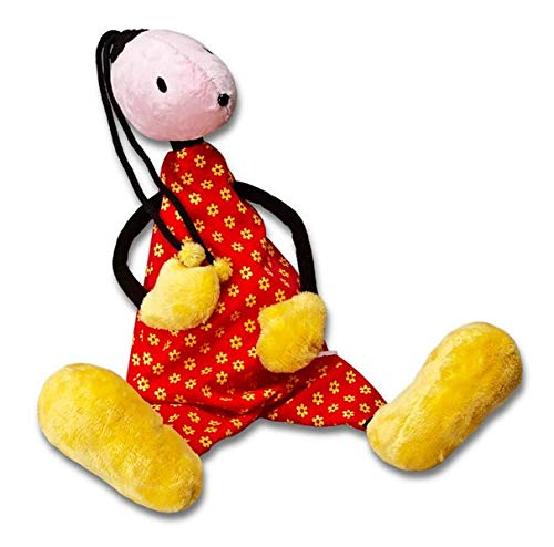 Oupsinchen Stoffpuppe: Kuschelige Puppe
