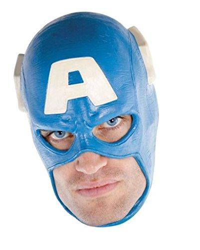 Marvel Comics Capitán América Máscara