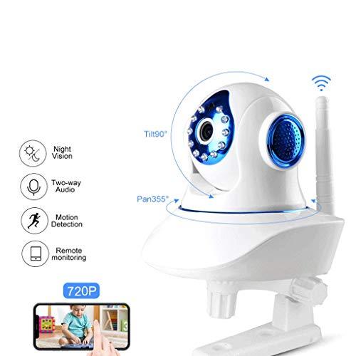 Mjd Surveillance Camera's Draadloze IP Camera 720P HD Smart WiFi Thuis Beveiliging IRCut Vision Video Surveillance CCTV Huisdier Camera Baby Monitor Webcam
