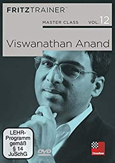 Master Class Vol.12: Viswanathan Anand: FritzTrainer - interaktives Videoschachtraining