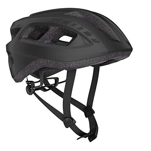 SCOTT 275217 Fahrradhelm, Unisex, Erwachsene, Schwarz, 1 Größe