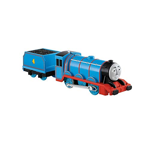 Thomas & Friends - Locomotora motorizada, Personaje Principal Gordon (Mattel BML09)