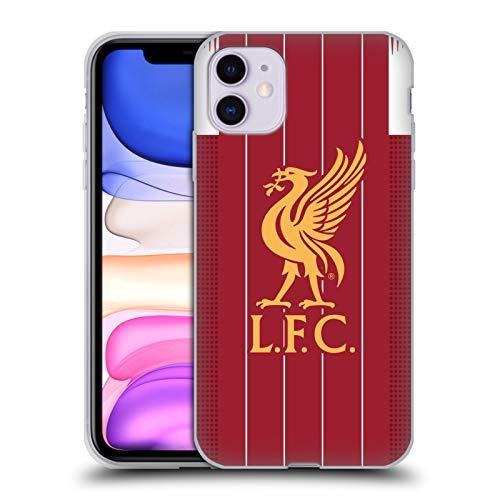 Head Case Designs Offizielle Liverpool Football Club Home 2019/20 Kit Soft Gel Huelle kompatibel mit Apple iPhone 11