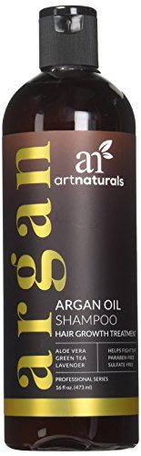 Artnaturals, Argan Oil Shampoo, Hair Rejuvenation, 473ml