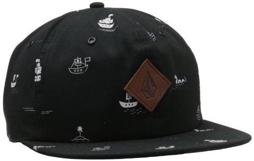 Volcom Baggie Hat Casquette visières Homme, Noir, Fabricant: Taille Unique
