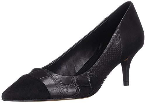 COACH Lacey Patchwork Black/Black 5