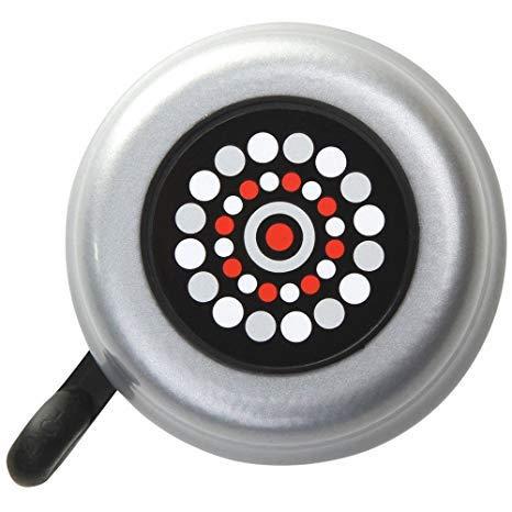 Puky G 16 veiligheidsbel/bel voor kinderen, driewieler, zilver