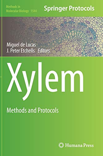 Xylem: Methods and Protocols (Methods in Molecular Biology, 1544, Band 1544)