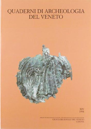 Quaderni di archeologia del Veneto: 14