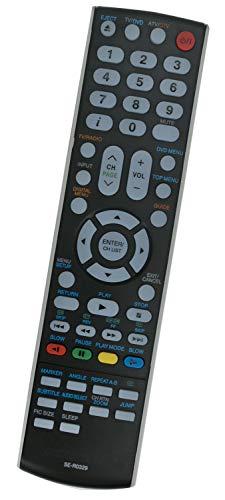 ALLIMITY SE-R0329 sostituzione telecomando per Toshiba Colour TV 2876DD 28ZD06B 32ZP18Q 36ZP18Q 43PJ03B 48PJ6DG 2876DF 2988DG 3373DG 3788DG 43PJ03G 50PJ98G 82ZD16B 3PJ93G 55PJ6DG