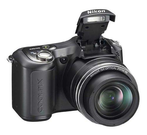 Nikon COOLPIX L100 Digitalkamera (10 Megapixel, 15-fach optischer Zoom, 3