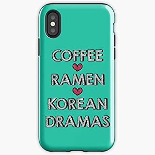 Korean Drama Kdrama Scarlet Heart Goblin - Apocalypse Phone Case Glass, Glowing For All Iphone, Samsung Galaxy-efixstore