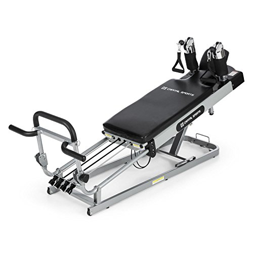 Capital Sports Pilato Reformer Panca Fitness per Pilates...