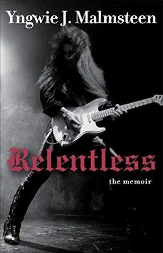 Relentless: The Memoir (English Edition)