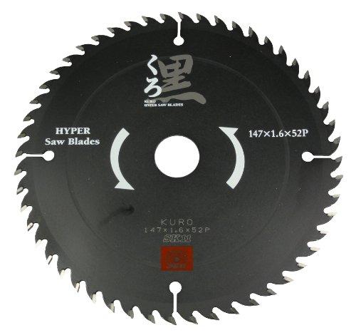 SK11 木工用チップソー くろ 147mm 147X52P