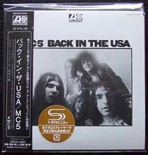 バック・イン・ザ・USA(紙ジャケットSHM-CD)
