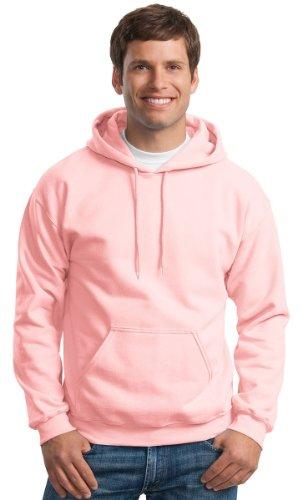 Gildan - Unisex Kapuzenpullover 'Heavy Blend' , Light Pink, Gr. S