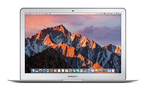 Apple 13' MacBook Air, 1.8GHz Intel Core i5 Dual Core Processor, 8GB RAM, 512GB SSD, Mac OS, Silver, Z0UV0LL/A (Newest Version) (Renewed)