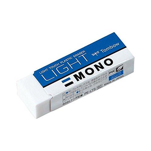 トンボ鉛筆 消しゴム モノライト PE-LTS 1個入 ×50セット