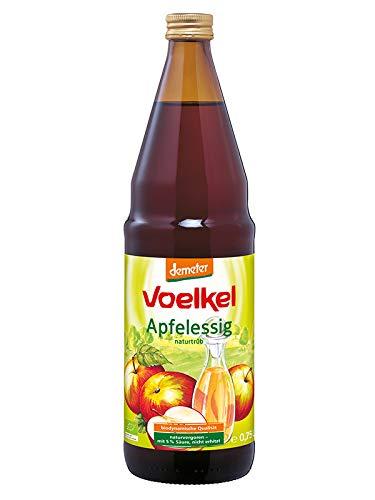 Voelkel, Zumo de Fruta (Vinagre de Manzana Sin Filtrar Bio) - 750 ml.