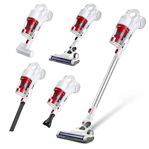 Affordable Cleaners DW200 Pro Cordless 2 in 1 Hand-held Stick Vacuum