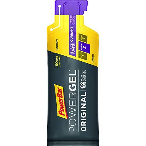 PowerBar Scatola Gel Original 24x41g - Ribes nero + caffeina