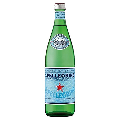 San Pellegrino Sparkling Natural Mineral Water (750 Ml)