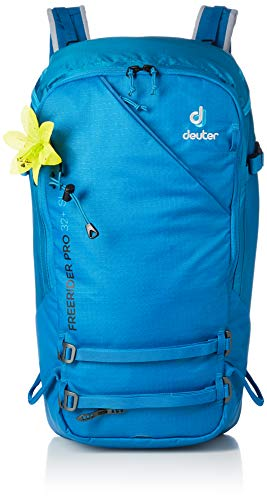 deuter Damen Rucksack Freerider Pro 32+ SL 3303421 Bay Azure One Size