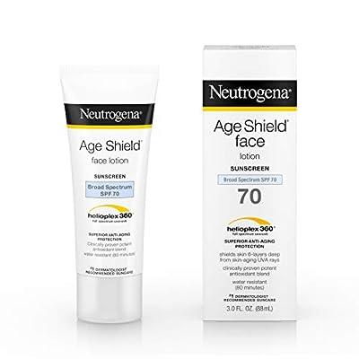 Neutrogena Age Shield Face SPF#70 Lotion 90 ml from Johnson Johnson