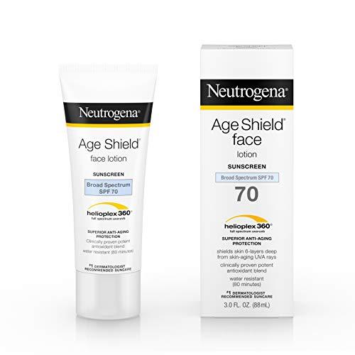Neutrogena Age Shield Face Lotion LSF 70 - Anti Aging Sonnenschutz fürs Gesicht - aus USA