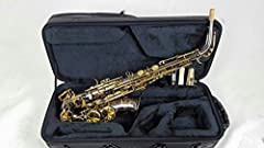 SAS280 La Voix II Alto Saxophone Outfit Black Nickel The Selmer SAS280 La Voix II Alto Saxophone's fluid keywork gives it a relaxed feeling, while its perfect intonation and warm sound make it a welcome instrument both in the concert band or the hand...