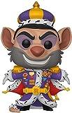 Funko - Pop! Disney: Great Mouse Detective - Ratigan Figura Coleccionable, Multicolor (47719)