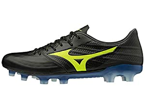 Mizuno Rebula Iii Elite Mens Football Boots Black Safety Yellow Shoes US 13 Active,Lifestyle Sport Outdoors,Rugby,Football by