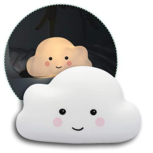 reer lumilu Sweet Dreams Cloud, süßes Wolken-Nachtlicht, tolles Taufgeschenk, Geburtstags-Geschenk für Jungen und Mädchen