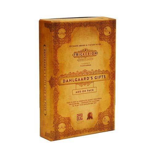 Ape Games APE02501 Brettspiel Trickerion: Dahlgaard's Gifts Expansion