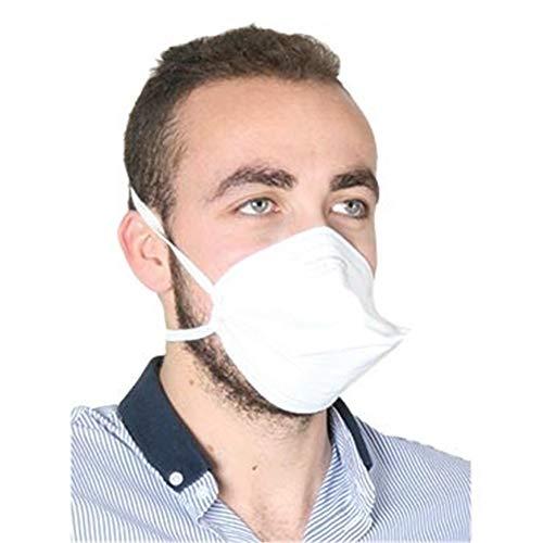 Lot de 20 - Masque respiratoire FFP2 - Prévention Grippe