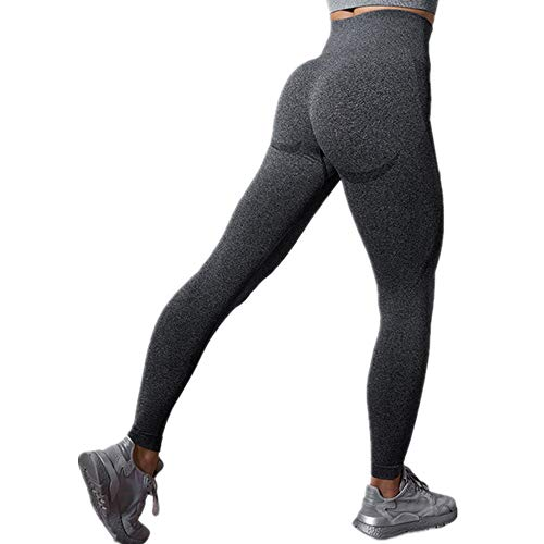 WYZTLNMA Leggings Women Fitness Sport High Waist Yoga Pants Fitness Seamless Leggings Workout Running Activewear Tights Black