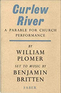 Curlew River -- A Parable for Church Performance, Op. 71: Libretto (Faber Edition)