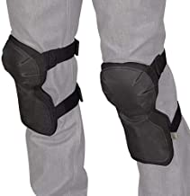 product image for Atlas 46 24/7 Comfort-Tuff Knee Pads (Black, Standard)
