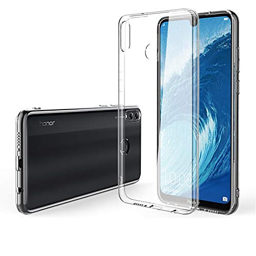 CookaR Funda Honor 8X Transparente