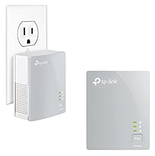 TP-Link AV600 Powerline Ethernet Adapter - Plug&Play, Power Saving, Nano Powerline Adapter, Expand Home Network with Stable Connections (TL-PA4010 KIT) (B00AWRUICG) | Amazon price tracker / tracking, Amazon price history charts, Amazon price watches, Amazon price drop alerts
