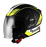 casco unik jet cj11