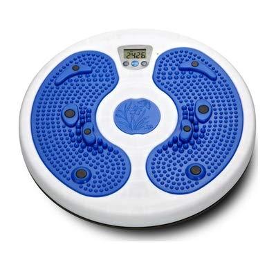 HISROOM Twist Waist Torsion Disc Board Massage Drehplatte Fitness Drehscheibe Wobble Balance Board Anti-Rutsch-Oberfläche Gym Fitness Übung Rehabilitationstraining